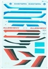 Microscale #44-32 1/144 Douglas DC-9-50 Decal Sheet