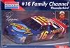 Monogram #2465 Ted Musgrave #16 Family Channel Thunderbird