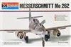 Monogram #5410 Messerschmitt Me 262