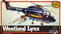 MPC #4205 1/72 Westland Royal Navy Lynx
