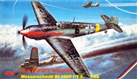 MPM #48043 1:48 Messerschmitt Bf 109T-1 / T-2 - Hi Tech Kit