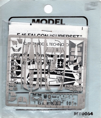 Model Technologies #MT0064 1/48 F-16 A/C Superset