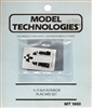 Model Technologies #MT1003 1/72 F-16A Interior Placard