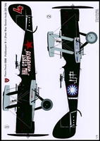 Pheon Decals #32060 1/32 Polikarpov R-1 (Post-War Soviet-built DH9A