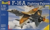 Revell #04363 1/72 F-16A Fighting Falcon