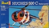 Revell #04494 Hughes 500 C (OH-6A) Helicopter