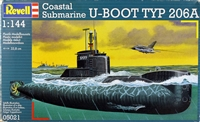 Revell_05021_U-Boot_Type_206A