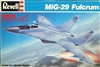 Revell #4085 1/144 MiG 29 Fulcrum A