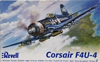 Revell #855248 Vought F4U-4 Corsair