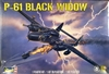 Revell #857546 P-61 Black Widow
