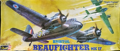 Revell #H-251 Bristol Beaufighter Mk. IF