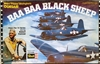 Revell #H-580 1:32 F4U-1 Corsair Baa Baa Black Sheep