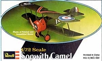 Revell #H-51 1:72 Sopwith Camel