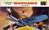 Revell  #H-623 1:72 Curtiss P-40E Warhawk