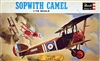Revell #H-628 1:72 Sopwith Camel