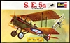 REVH-633 Revell  #H-633 1/72 S.E. 5a Scout