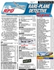 Rare-Plane Detective Report Catalog Subscription Full Color E-Mail Version