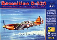 RS_Models_92113_Dewoitine_D-520
