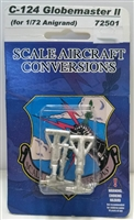 Scale Aircraft Conversions #72501 1/72 C-124 Globemaster Landing Gear