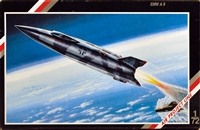 Special Hobby #72009 1:72 EMW A.9 Rocket Luft 46 Project