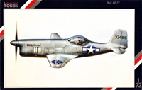 Special Hobby #72012 1:72 Bell XP-77