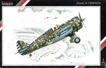 Special Hobby #72051 1/72 Curtiss Hawk H-75M/N/O