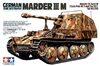 Tamiya #35255 1/35 Marder III M German Tank Destroyer