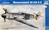 Trumpeter 02406 Mess Bf 109G-2