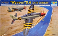Trumpeter #02820 1/48 Westland Wyvern S.4 - late version