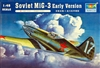 Trumpeter #02830 1/48 Soviet MiG-3 - Early Version