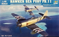 Trumpeter 02844 Hawker Sea Fury FB.11