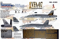 TwoBobs #48-030 1/48 F/A-18A Thoroughbred Warhawks!!