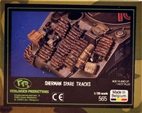 Verlinden Productions #565 Sherman Tank spare tracks