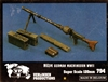 Verlinden Productions #794 120mm German Machine Gun MG34