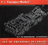 Voyager Model #35008 1/35 SLT-56 Franziska Detail Set