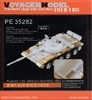 Voyager Model #35282 1/35 Russian T-62 Medium Tank