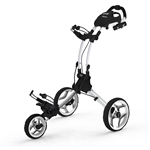 Clicgear Rovic RV1C Golf Push Cart - Arctic