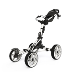 Clicgear Model 8.0 Golf Push Cart - White