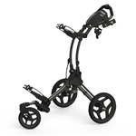 Clicgear Rovic Swivel RV1S Golf Push Cart - Charcoal