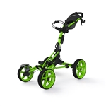 Clicgear Model 8.0 Golf Push Cart - Lime