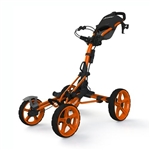 Clicgear Model 8.0 Golf Push Cart - Orange