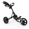 Clicgear Model 3.5+ Push Cart - Charcoal/Black