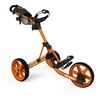 Clicgear Model 3.5+ Push Cart - Orange