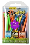 Zarma FLYtee™ Mixed Tee Pack 3 1/4""