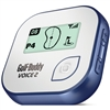 GolfBuddy Voice 2 GPS Rangefinder - White/Blue