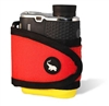 Monument Golf Stick It Red Rangefinder Case