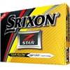 Srixon Z-Star Pure Yellow Golf Balls - 1 Dozen