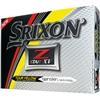 Srixon Z-Star XV Pure Yellow Golf Balls - 1 Dozen