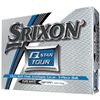 Srixon Q-Star Tour Pure White Golf Balls - 1 Dozen