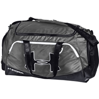 Under Armour Undeniable Medium Duffle - Graphite/Black